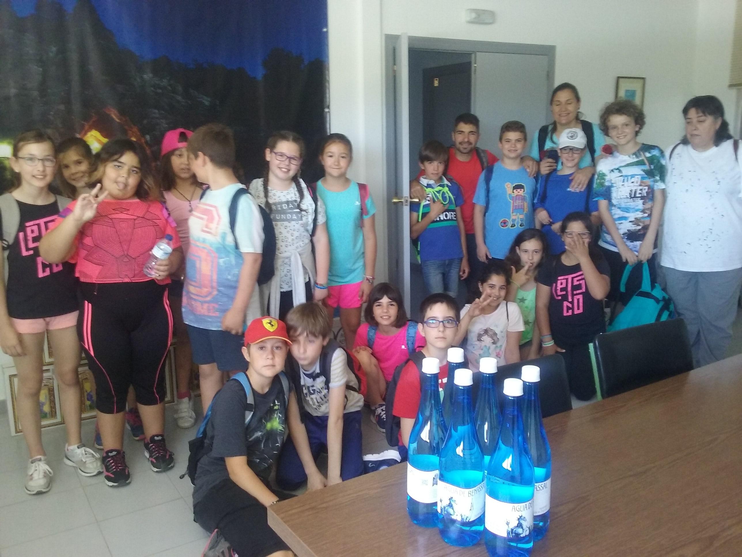 Visitas colegios en Agua Benassal-min (1)