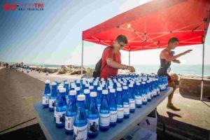 Agua de Benassal con el deporte hidratación natural.