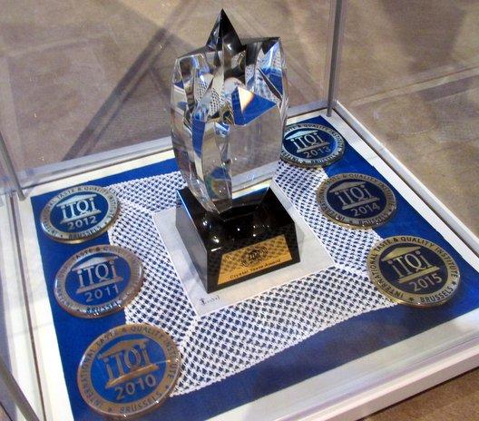 Crystal Award del ITQI