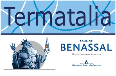 Agua de Benassal confirma su asistencia a Termatalia.