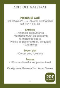 Sabors del Maestrat i Aigua de Benassal (2)