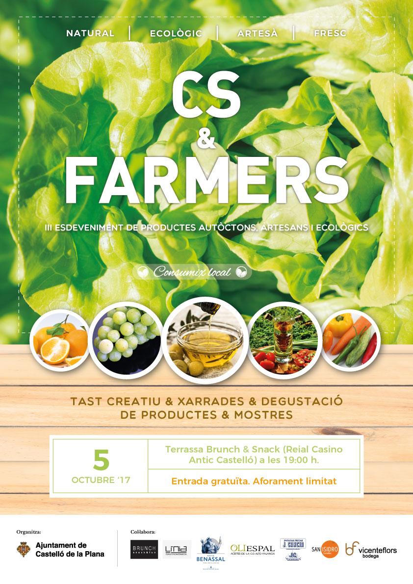 CS&FARMERS