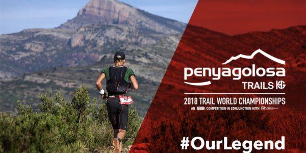 Agua de Benassal con el Penyagolosa Trails HG 2018