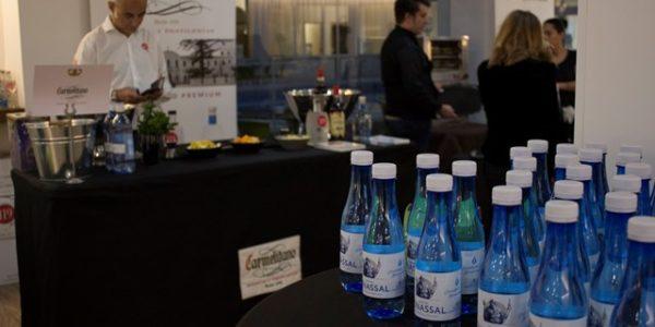 Agua de Benassal con la gastronomía castellonense
