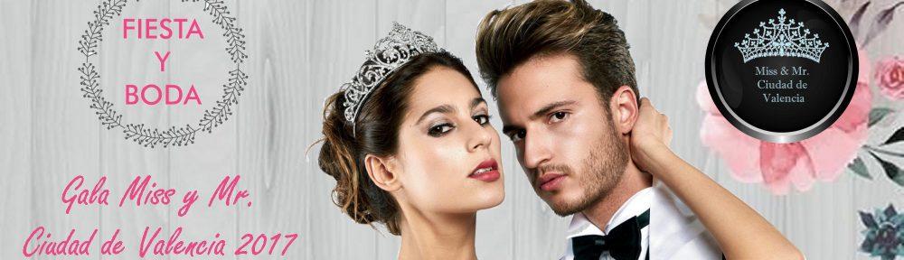 Agua de Benassal en la gala Miss y Mister Ciudad de Valencia