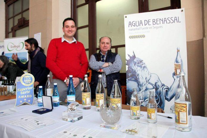 Agua de Benassal estará un año más en Vella Terra Barcelona