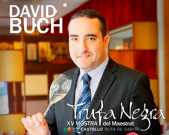 David Buch en las jornadas de la trufa