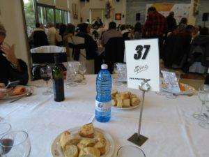 Agua de Benassal en el concurso Cassola de Sant Blai