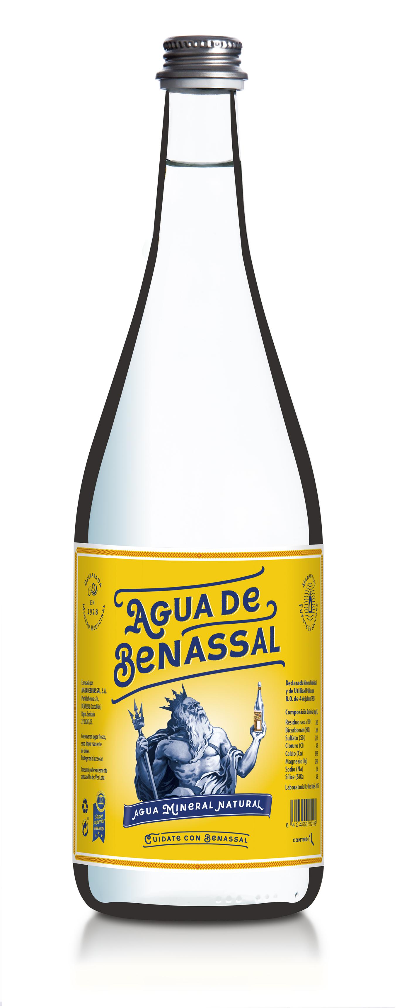 ¿Conoces Agua de Benassal Origen?