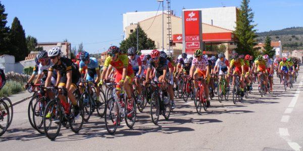 Agua de Benassal apoya el ciclismo desde la base