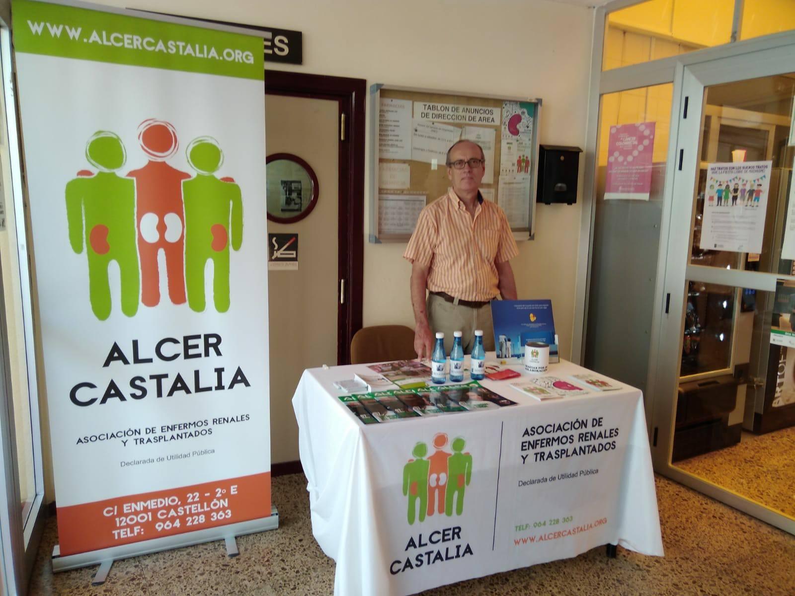 Agua de Benassal y Alcer Castalia por la donación de órganos