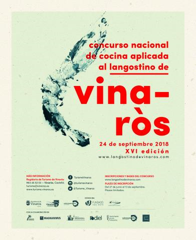 Agua de Benassal en el concurso nacional del langostino de Vinaròs